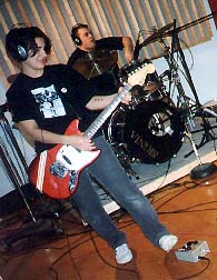 Nilla at Spa Recording 1994